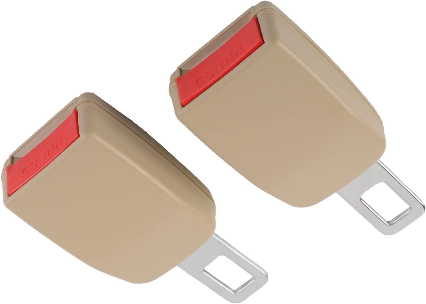 2pack Lengthening Accessory Car Extension Socket Buckles Fit for