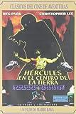 Hercules en el centro de la tierra [DVD]