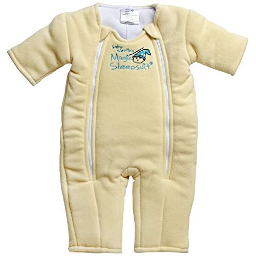 cd221c4f8 Amazon.com  Baby Merlin s Magic Sleepsuit - Swaddle Transition ...