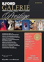 ILFORD 2004032 GALERIE Prestige Gold Fibre Gloss - 13 x 19 Inches, 25 Sheets [並行輸入品]