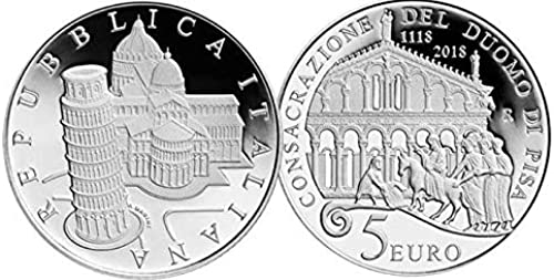 TGBCH , 900th Anniversary of The Consecration of The Cathedral of Pisa Proof 5  span                                  a