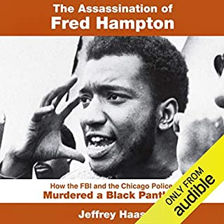 The Assassination of Fred Hampton audiobook cover art