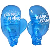 Rhode Island Novelty 21 Inch Inflatable Boxing Gloves for Kids to Adult [Toy]