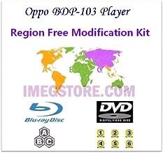 OPPO Digital BDP-103 105 USB Region Hardware Kit