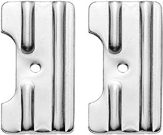 DIA-COMPE - Aluminum Plate - リアブレーキ取付プレート - Silver