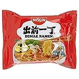 Nissin Demae Ramen – Sesam, Einzelpack, Instant-Nudeln japanischer Art, mit Sesamöl & asiatischen...