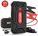 BUTURE Car Jump Starter, 1600A Peak 20000mAh Portable Car Battery Starter
