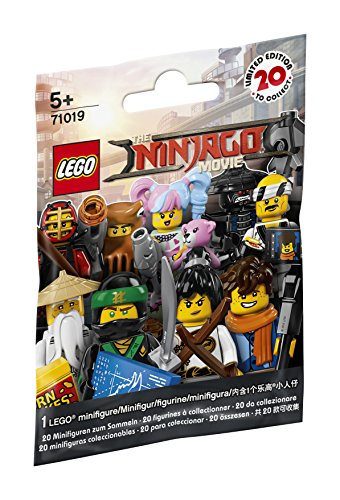 LEGO- Mini Figure Ninjago, 71019
