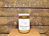 Walnussmus – veganer/ vegetarischer Brotaufstrich, 100% natürliches Walnussmus kaltgepresst – Inhalt 200g