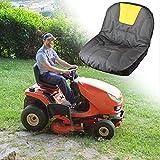 Funda de asiento para cortacésped, cubierta de asiento para tractor, fácil de instalar, antideslizante, tela Oxford 600D, no es fácil de romper, impermeable, resistente al calor