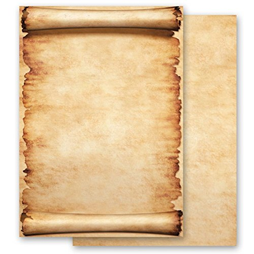 Scaricare immagini di pergamene da