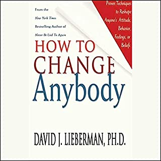 How to Change Anybody audiobook cover art