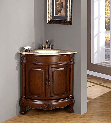 Corner Bathroom Vanities 6