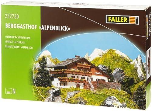 Faller 232230 Alpine Mountain Hotel Era II by Faller