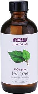 Now Foods Tea Tree Oil - 4 oz. 12 Pack