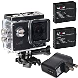 SJCAM Action Camera SJ4000 WiFi Wireless Chipset Novatek 96655 4x Digital Zoom Full HD 1080P Sport Waterproof 30m Extra 2 BatterieS