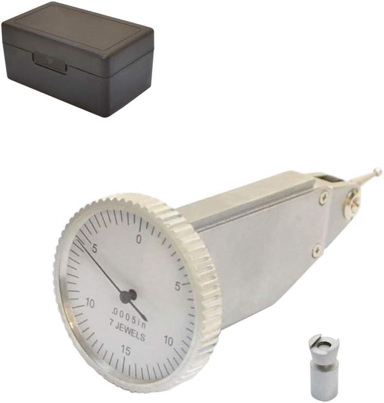 .030'' Vertical Dial SALENEW very popular! Test Indicator Jewel .0005 Dovet Inexpensive Graduation