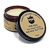 Oak City Beard Company - Viking - 4 Ounce - Beard Butter - Vetiver - Cedarwood - Citrus - Woodsy Fresh Scent! - Beard Conditioner -