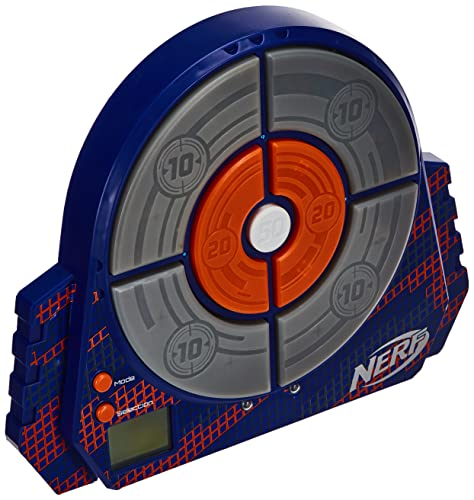 NERF NER0156 Elite Digital Target Game, Multi