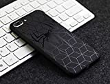 lotuwio Marvel Avengers Capitán América Shield Superhero Case para iPhone 11 Pro 8 7 6 6S Plus X XS MAX XR Caucho Ironman Capinhas Funda para iPhone 7 Plus 5