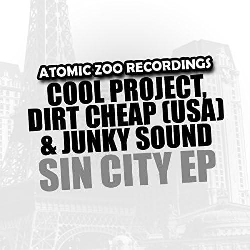 Cool Project, Dirt Cheap (USA) & Junky Sound