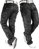 Cipo /& Baxx Uomo Jeans cd104 BLACK