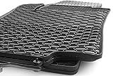 Caoutchouc tapis de sol pour kia rio iII/les original qualité-noir