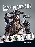 Diseño y creación de personajes (Diseño multimedia)