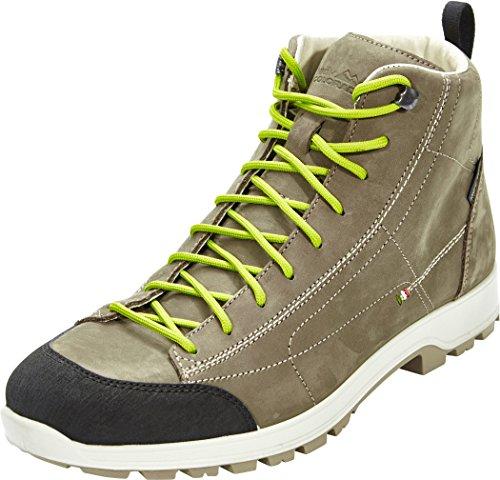 High Colorado Sölden Mid Computational Shoes Multifunzione Unisex Grey–Olive Scarpe Taglia 412017
