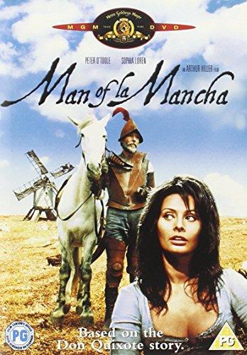 Man of la Mancha [DVD] [1972]
