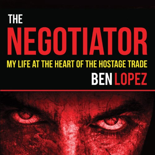 The Negotiator audiobook cover art
