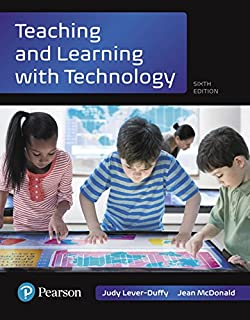Revel for Teaching and Learning with Technology -- Access Card (6th Edition)
