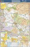 36x56 Arizona State Official Executive Laminated Wall Map