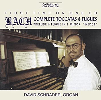 Bach, J.S: Complete Toccatas and Fugues (The)