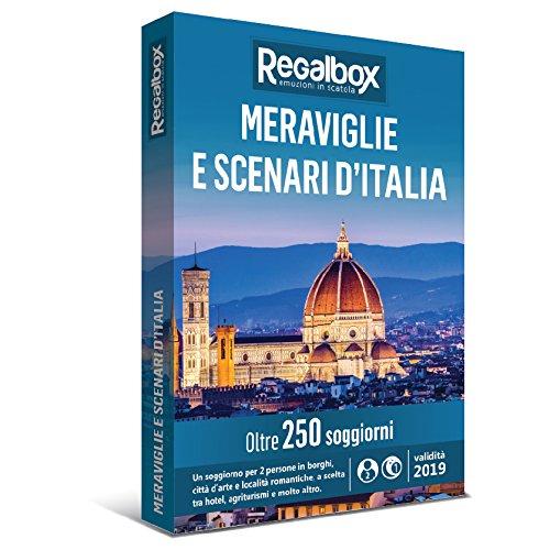 Regalbox - Meraviglie e scenari d'Italia - Cofanetto regalo