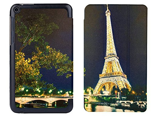 ZhouYun Asus Fonepad 8 FE380CG Custodie Cover Case - Ultra Sottile Lightweight Stand Cover Case with Auto Sleep / Wake per Asus Fonepad 8 FE380CG ME380CXG FE380CXG Tablet Custodie Cover Case TT