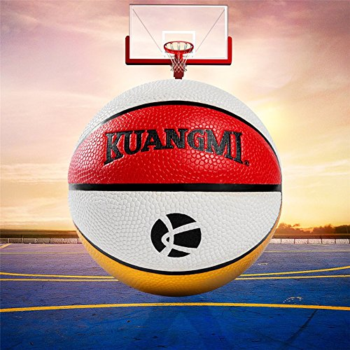 Fantastic Prices! Genetic Los Angeles Mini Children Game Basketball Ball Commemorative Ball Desktop ...