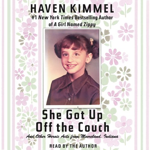 She Got Up Off the Couch audiobook cover art