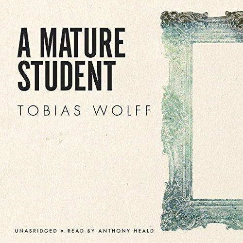 A Mature Student audiobook cover art
