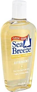 Sea Breeze Astringent Original Formula, Classic Clean 10 oz (Pack of 6)