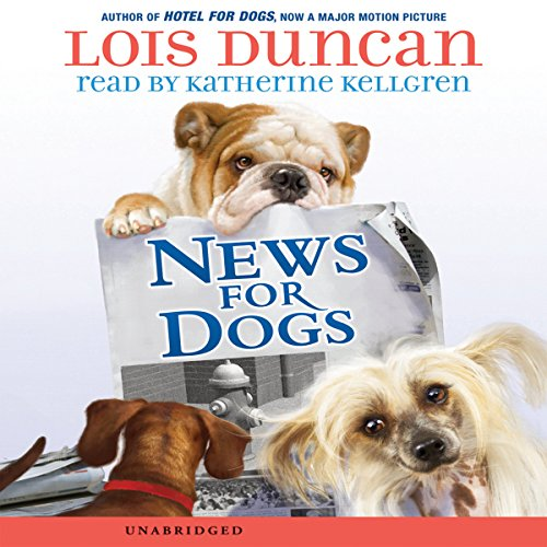 News for Dogs audiobook cover art