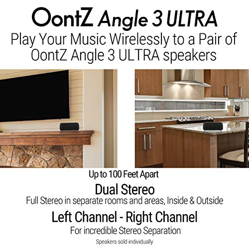 OontZ Angle 3 Ultra (3rd Gen) 5.0 Bluetooth Speaker (Updated), 14...