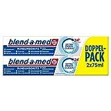 Blend-a-med Rundumschutz Extra Frisch Clean Zahnpasta, 4er Pack (4 x 2x 75 ml)