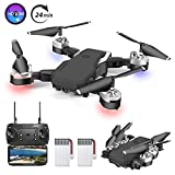 OBEST Drone with 1080P HD Camera WiFi FPV Live Video with 2.4Ghz Mobile