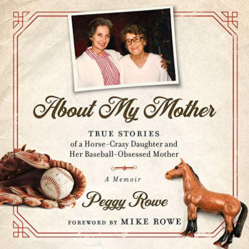 About My Mother audiobook cover art