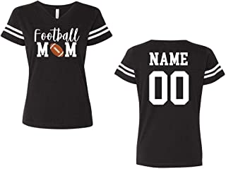 custom football mom shirts