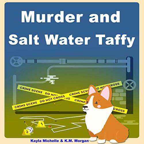 Murder and Salt Water Taffy cover art