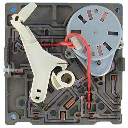 CoreCentric Remanufactured Refrigerator Ice Maker Control Module Replacement for Whirlpool W10190935 / WPW10190935