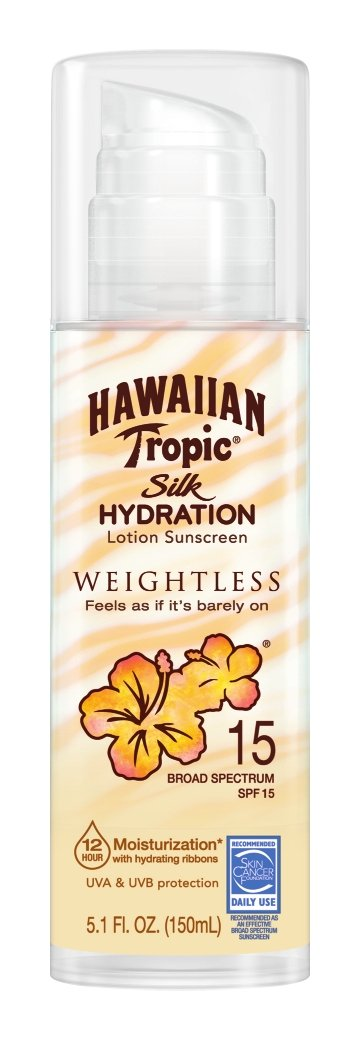 Hawaiian Tropic Hydration Weightless Sunscreen