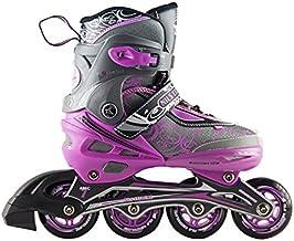 Nils Extreme Inline skates voor kinderen, jongeren, in grootte verstelbaar NA 0329 A
